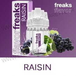 Pack de 5 x Raisin - Freaks - 10 ml
