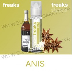 Anis - Freaks - ZHC 50ml
