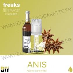 Anis - Freaks - 30 ml - Arôme concentré DiY