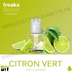 Citron Vert - Freaks - 30 ml - Arôme concentré DiY