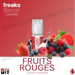 Fruits Rouges - Freaks - 30 ml - Arôme concentré DiY