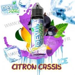 Citron Cassis Ice - Devil Squiz Ice - Avap - ZHC 50 ml