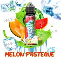 Melon Pastèque Ice - Devil Squiz Ice - Avap - ZHC 50 ml
