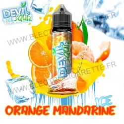 Orange Mandarine Ice - Devil Squiz Ice - Avap - ZHC 50 ml