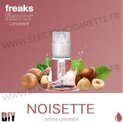 Noisette - Freaks - 30 ml - Arôme concentré DiY