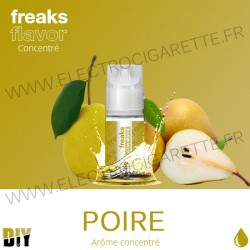 Poire - Freaks - 30 ml - Arôme concentré DiY