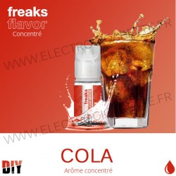 Cola - Freaks - 30 ml - Arôme concentré DiY