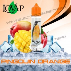 Pingouin Orange - Bankeeze - Lovap - ZHC 50ml