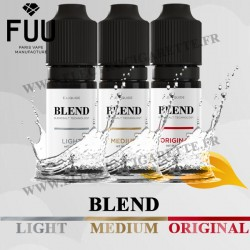 Blend Trio Light, Medium, Original - The Fuu - 10 ml