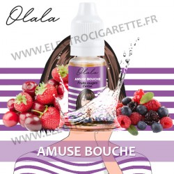 Amuse Bouche - Originale - Olala Vape - 10ml