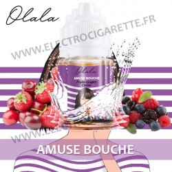 Pack de 5 x Amuse Bouche - Originale - Olala Vape - 10ml