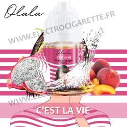 Pack de 5 x C'est la Vie - Originale - Olala Vape - 10ml