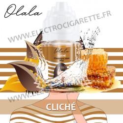 Pack de 5 x Cliché - Originale - Olala Vape - 10ml