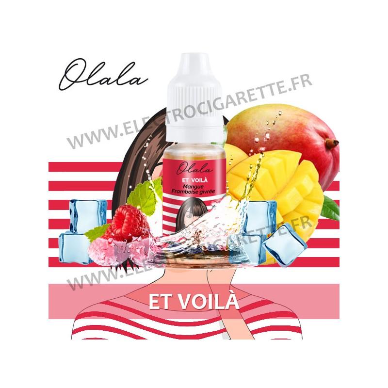Et Voilà - Originale - Olala Vape - 10ml