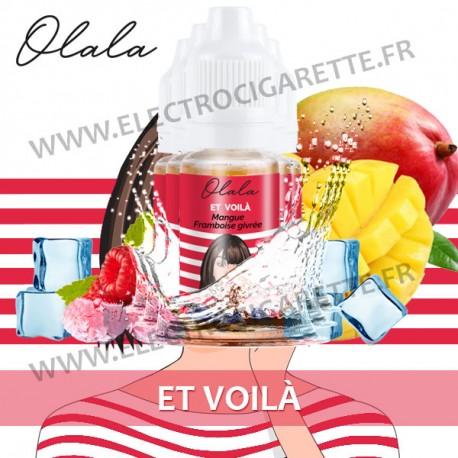 Pack de 5 x Et Voilà - Originale - Olala Vape - 10ml