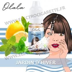 Jardin d'Hiver - L'Effrontée - Olala Vape - 10ml
