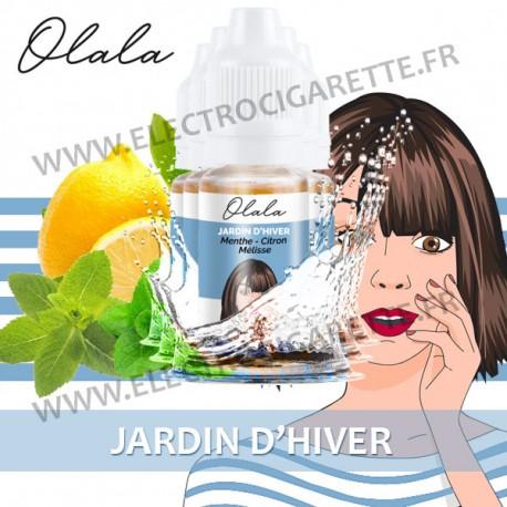 Pack de 5 x Jardin d'Hiver - L'Effrontée - Olala Vape - 10ml