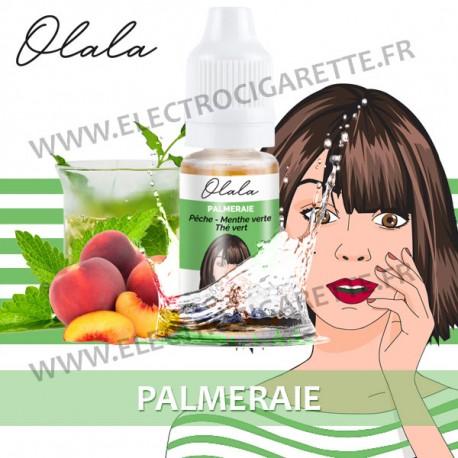 Palmeraie - L'Effrontée - Olala Vape - 10ml
