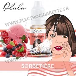 Sorbetière - L'Effrontée - Olala Vape - 10ml
