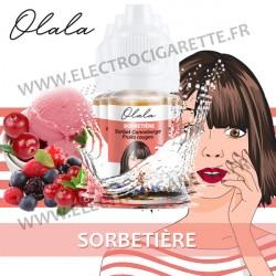 Pack de 5 x Sorbetière - L'Effrontée - Olala Vape - 10ml