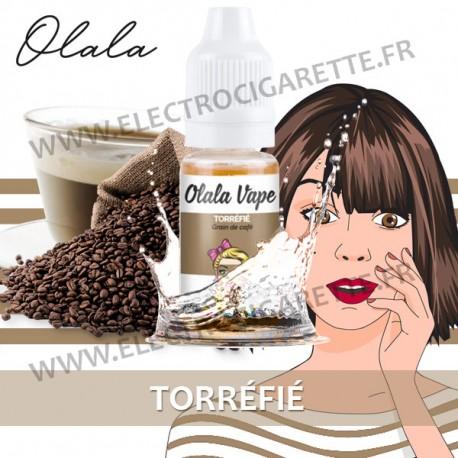 Torréfié - L'Effrontée - Olala Vape - 10ml