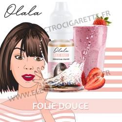 Folie Douce - L'Aventurière - Olala Vape - 10ml