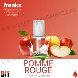 Pomme Rouge - Freaks - 30 ml - Arôme concentré DiY