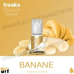 Banane - Freaks - 30 ml - Arôme concentré DiY