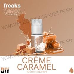 Crème Caramel - Freaks - 30 ml - Arôme concentré DiY