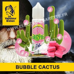 Bubble Cactus - Signature - Le Vapoteur Breton - ZHC - 50 ml