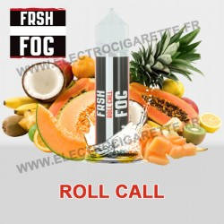 Roll Call - Frsh Fog - ZHC 50ml
