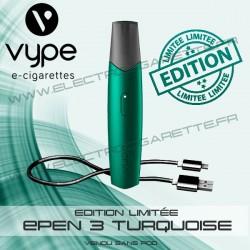 Coffret Simple ePen 3 Turquoise - Edition Limitée - Vype