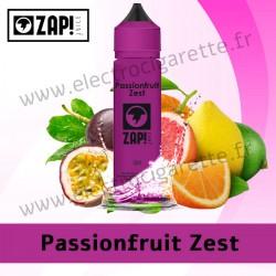 Passionfruit Zest - Zap! Juice - ZHC - 50 ml