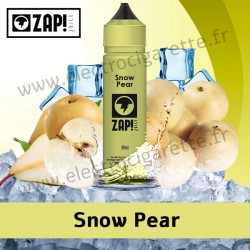 Snow Pear - Zap! Juice - ZHC - 50 ml