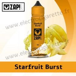 Starfruit Burst - Zap! Juice - ZHC - 50 ml