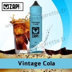 Vintage Cola - Zap! Juice - ZHC - 50 ml
