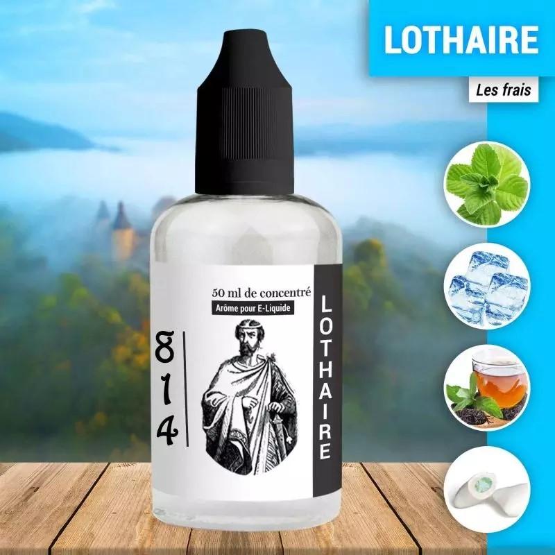 Lothaire - 50 ml - 814 - Arôme concentré