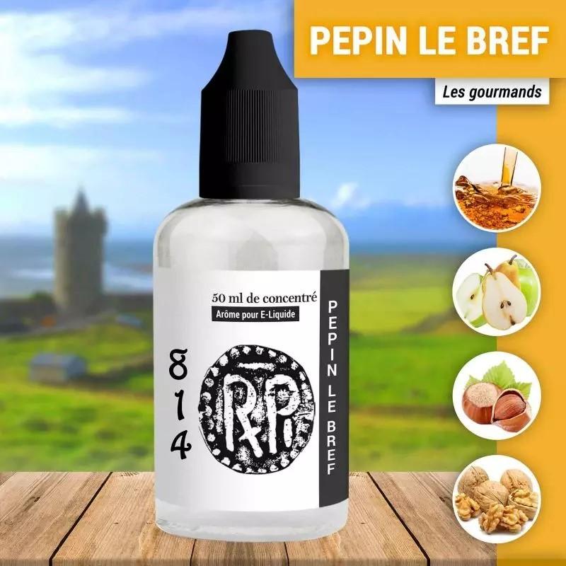 Pepin le Bref - 50 ml - 814 - Arôme concentré