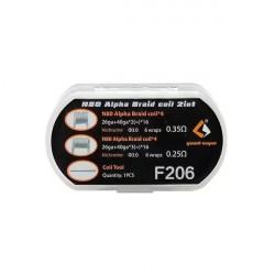 N80 Alpha Braid Coil 2in1 - Geekvape