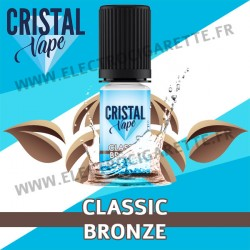 Classic Bronze - Cristal Vapes - 10ml