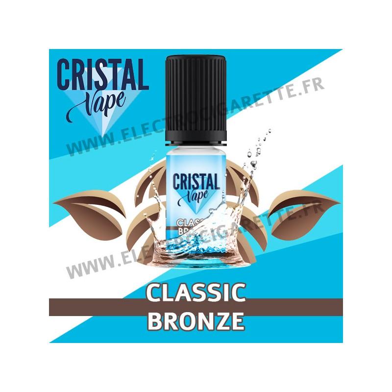 Classic Bronze - Cristal Vapes - 10ml
