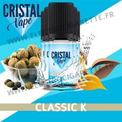 Pack de 5 x Classic K - Cristal Vapes - 10ml