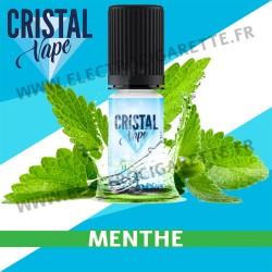 Menthe - Cristal Vapes - 10ml