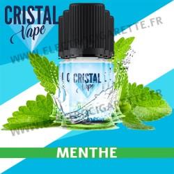Pack de 5 x Menthe - Cristal Vapes - 10ml