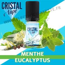 Menthe Eucalyptus - Cristal Vapes - 10ml