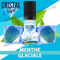 Menthe Glaciale - Cristal Vapes - 10ml