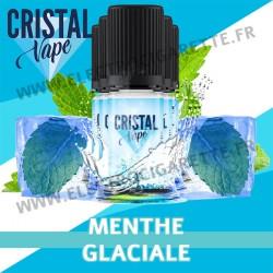 Pack de 5 x Menthe Glaciale - Cristal Vapes - 10ml