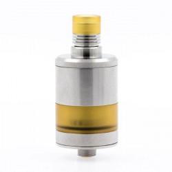 Precisio RTA MTL 2.7ml - BD Vape - Couleur SS