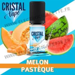 Melon Pastèque - Cristal Vapes - 10ml