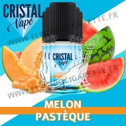 Pack de 5 x Melon Pastèque - Cristal Vapes - 10ml
